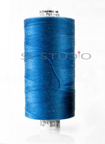 Blue TKT 30 Denim sewing thread Gutermann - 322