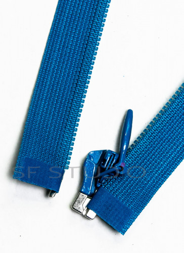 Imported YKK Open End Concealed Zipper 12 inches Sky Blue 370