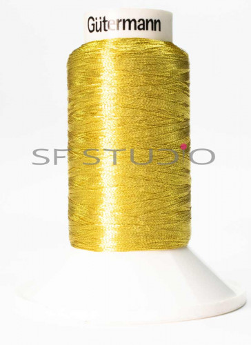Lurex 1000 mtrs Premium Embroidery Threads Gold SLG 31