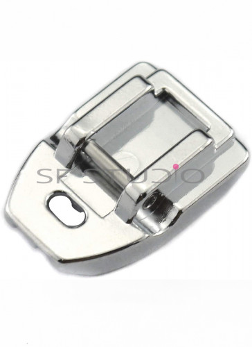 Concealed/Invisible Zipper Foot For Low Shank Sewing Machines