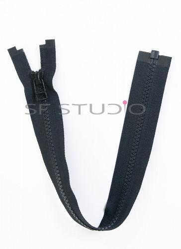 YKK 13.5 Inches VISLON Open End Zip in 5mm Navy Blue
