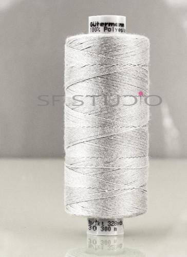 Grey TKT 30 Denim sewing thread Gutermann - 8607