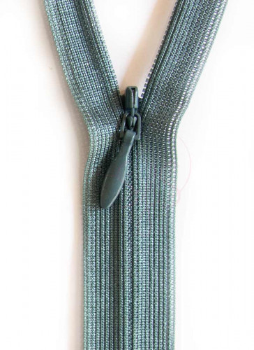 YKK Concealed Zipper Teal Green 12 inches (30cms) 104