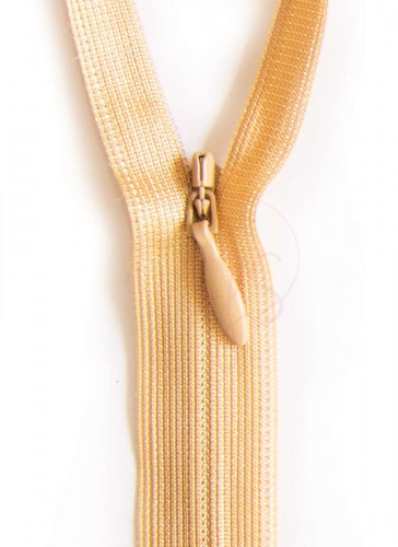 YKK Concealed Zipper BEIGE 12 inches (30cms) 892