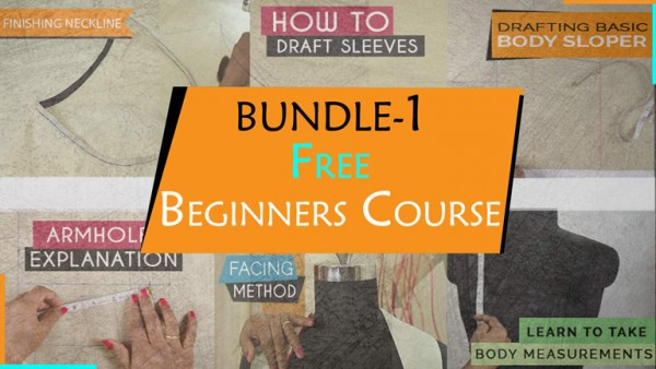 Bundle 1 - Free beginners course