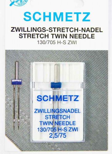 Stretch Twin Needles