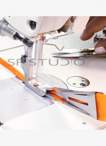 1/2 Inch Loop Folder Presser Foot F515 for Industrial Machines