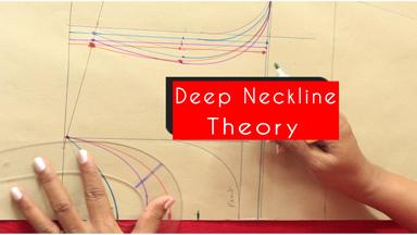 Deep neckline theory