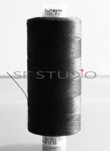 Guetermann sewing thread Black TKT 120- 1 Spool
