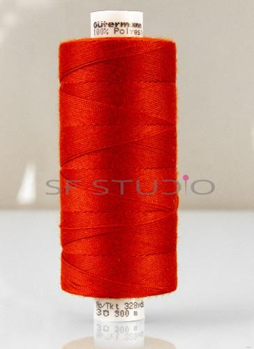 Red TKT 30 Denim sewing thread Gutermann - 365