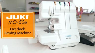 Juki MO50e - 3 / 4 thread overlock machine