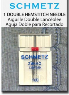 Double Hemstitch ( Wing ) Needles