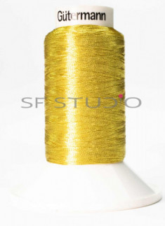 Lurex® 1000 mtrs Premium Embroidery Threads Gold SLG 31