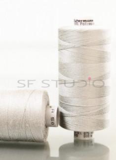 Grey TKT 50 AND 80 Denim sewing thread Gutermann - 2 Spools