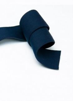 1 Mtr Exposed Elastic dark blue 1.5 inch
