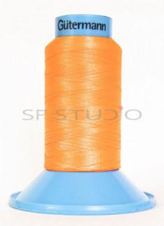 1000m Embroidery Super Brite thread Guetermann - Neon Orange
