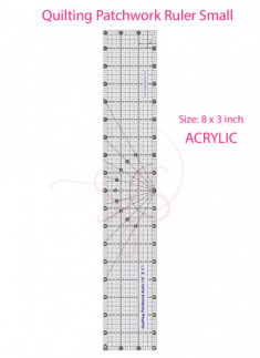 Patchwork Quilting Rulers 18 X 3 Inch