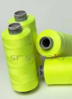 Guetermann sewing thread fluorescent Yellow - 1 spool
