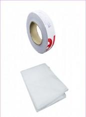 Salwar Canvas Roll (25mtrs)/Buckram & Paper Fusing 2 mtr