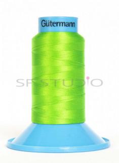 1000m Embroidery Super Brite thread Guetermann - Neon Green