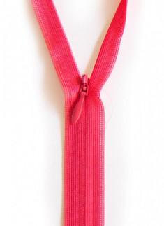 YKK Concealed Zipper Dark Pink 12 inches (30cms) 283