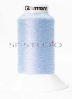 Lurex® 1000 mtrs Fine Twist Embroidery Thread Light Blue